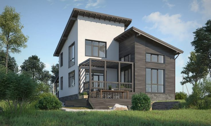 246 best homes and houses images on pinterest country homes modern homes and modern house design. Black Bedroom Furniture Sets. Home Design Ideas