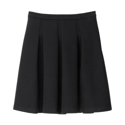 フレアタックプリーツスカート(GINGER ALE [ジンジャーエール] のスカート)|iQON