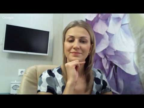 Ольга Комарницкая  Слоновая кость  Элегантно, лаконично - YouTube