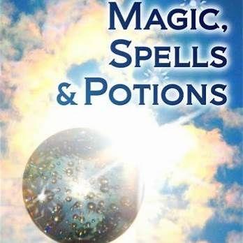 Real Magic Spells Potions