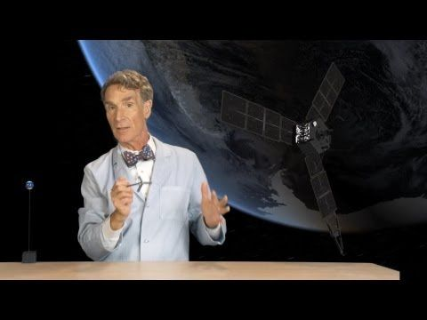 Why with Nye: Bill Nye's Solar Powered Spacecraft! Bill talks about what powers the Juno spacecraft (NASA's Juno mission)!