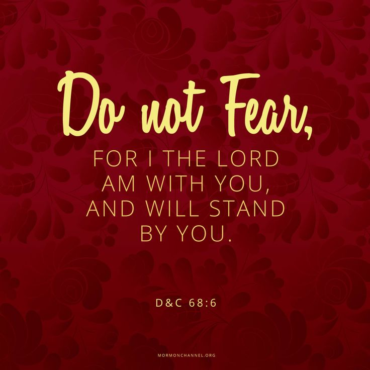 Great Quote Wherefore Be Of Good Cheer And Do Not Fear For I