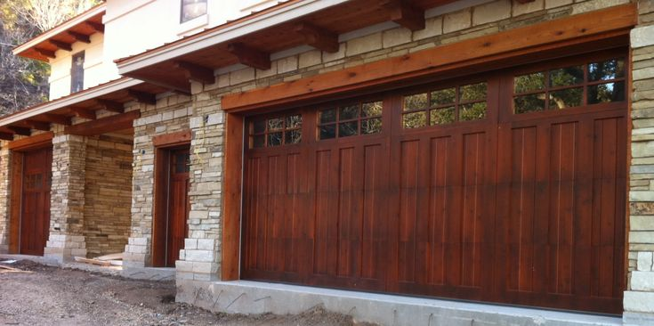 Wood DoorTimelessConstruction