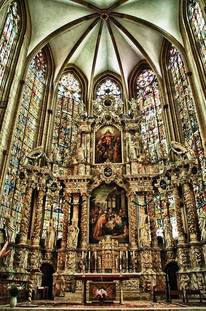 Dom St. Marien, Erfurt   Flickr - Photo Sharing!