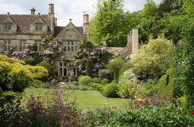 paradis express: Barnsley House, Garden of Rosemary Verey