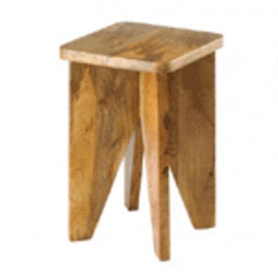 Arcadian Wood Stool beautiful wood and very sturdy  #treehugger  #savetheplanet #ecofriendly #ecoliving