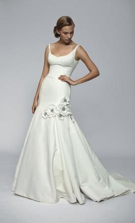 Priscilla of Boston JL202: buy this dress for a fraction of the salon price on PreOwnedWeddingDresses.com