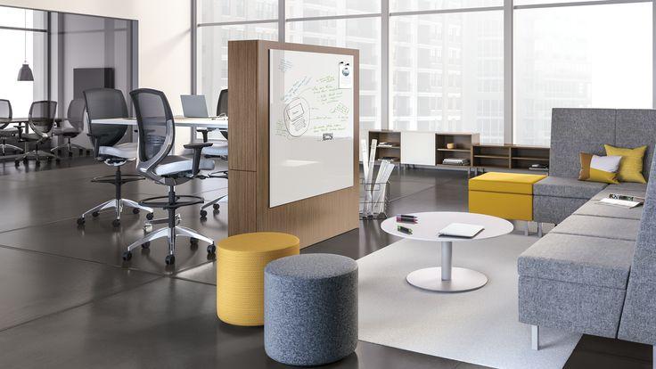 Kimball Office – Kimball Office Teem  #solutionsstudio #collaborative