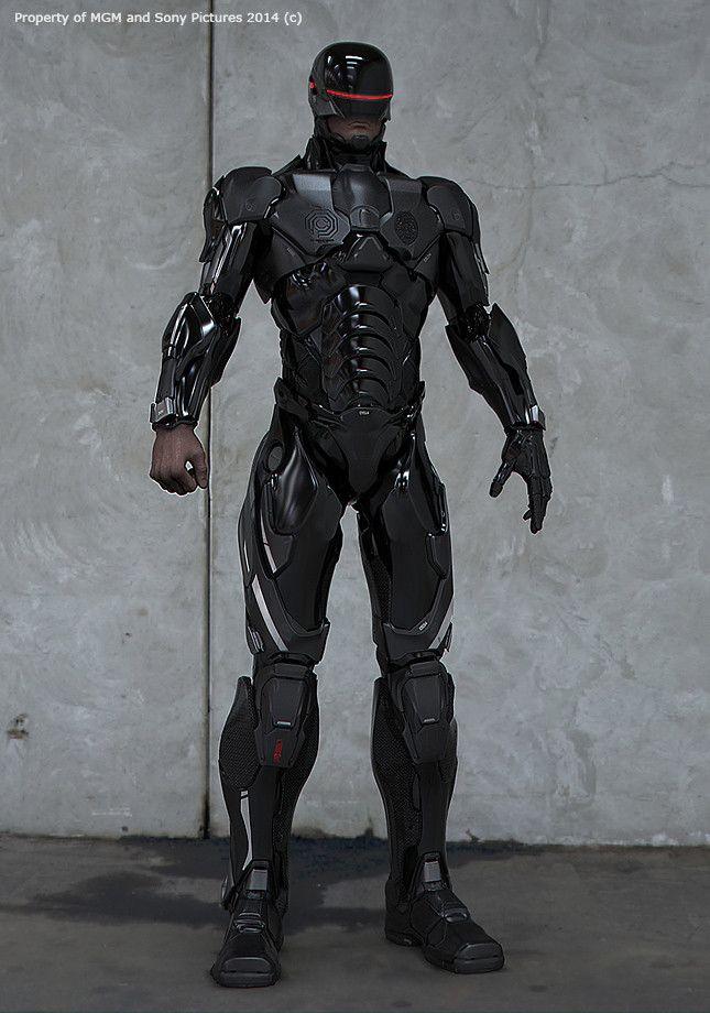 Robocop Concept Art | art Gallery | Pinterest