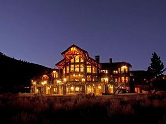 Largest Log Cabin Homes The Most Expensive Log Cabin In