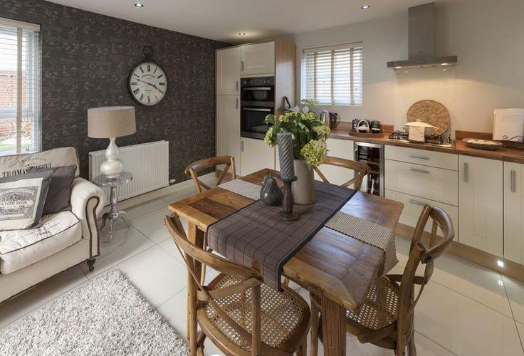Barratt Homes Kitchen Supplier