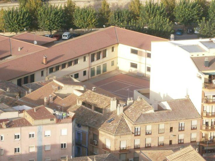 Colegio Joaquin Costa. Octubre 2014  Fuente: https://www.facebook.com/JUANJOSERODRIGUEZLEIVA?fref=photo