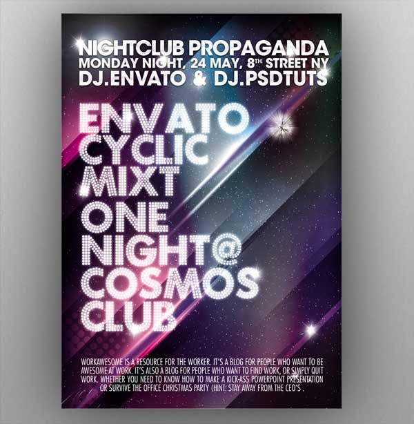 night club posters - Google Search