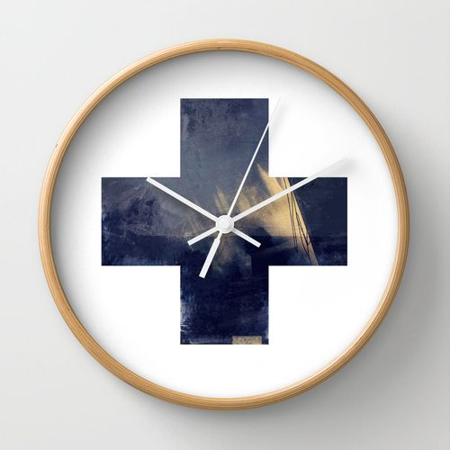 cross clock www.cloudninecreative.co.nz