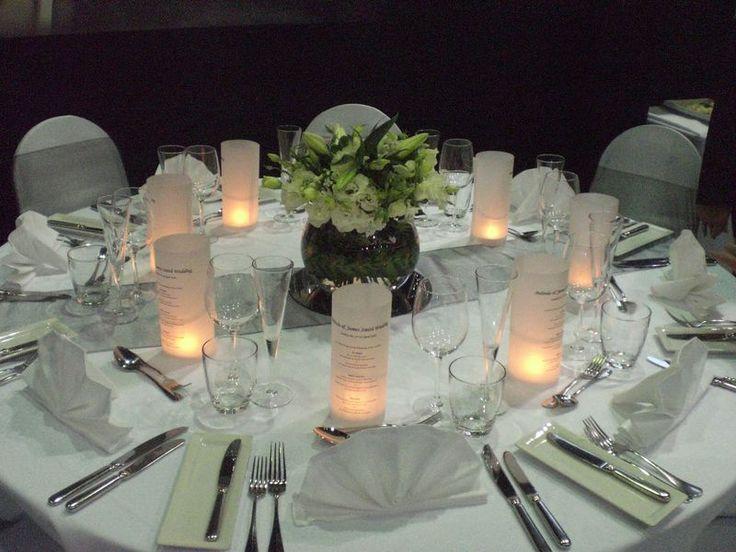 Menu photophore diy menus et cadeaux invit s pinterest bricolage - Diy photophore mariage ...