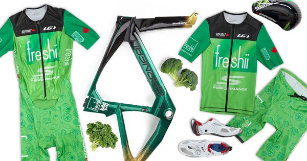 The World's Fastest IRONMAN Continues His Partnership with Garneau®