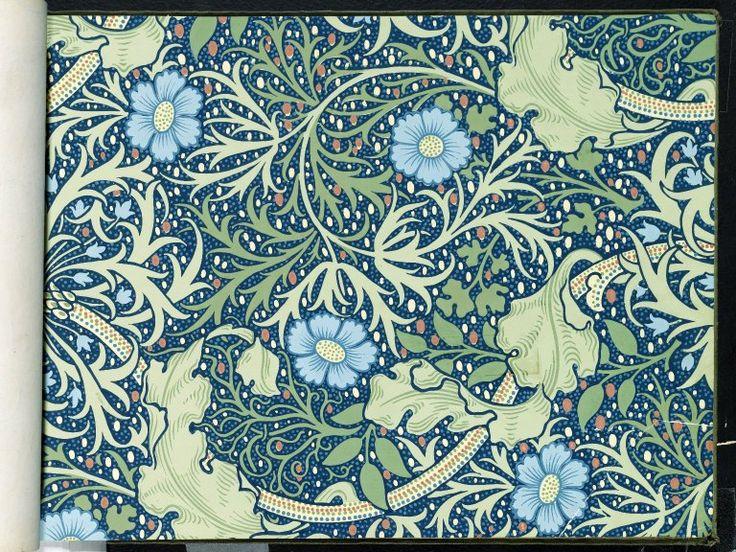 the wallpaper company samples William morris wallpaper