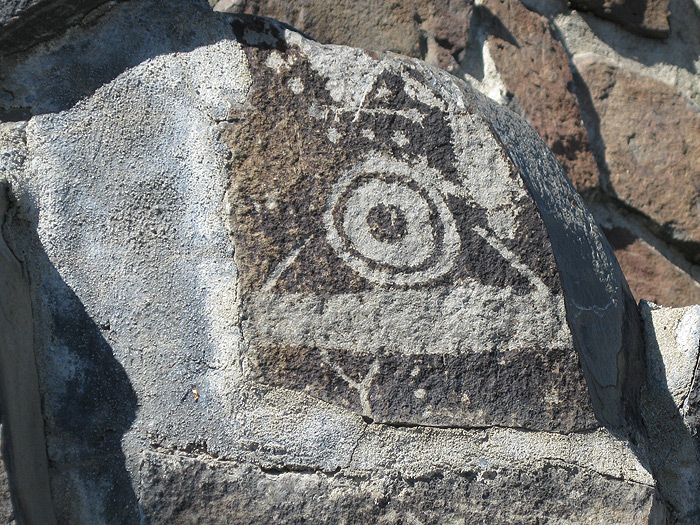 ROCK ART IN THE COLUMBIA RIVER DRAINAGE AREA