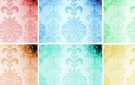 Free damask patterns download