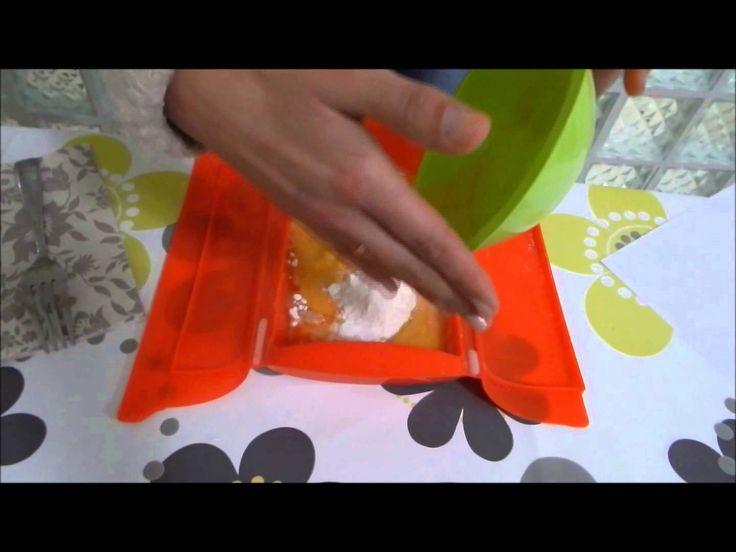 Pastel de Zanahoria en 7 minutos.