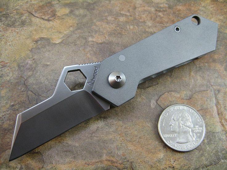 how to make a pocket knife really sharp