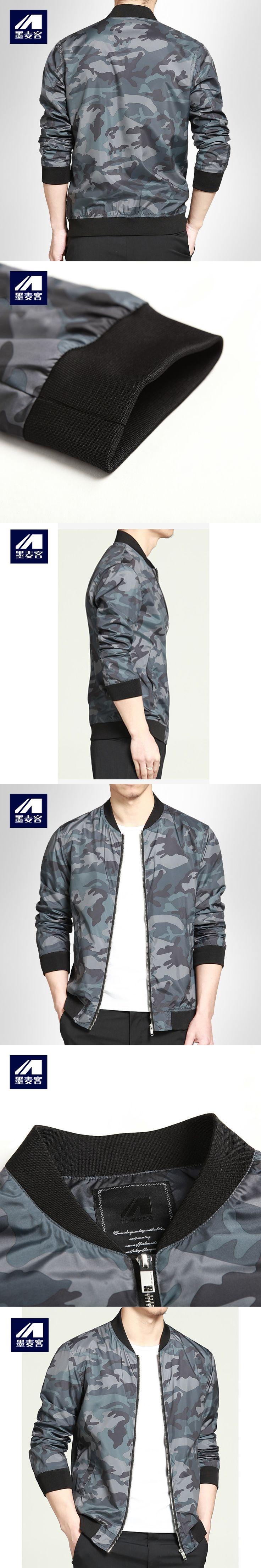 Mmaicco Men Camouflage Pilot Jacket Men Army Bomber Jacket Men Windbreaker Military Overcoat Men Skin Ultralight Waterproof Coat