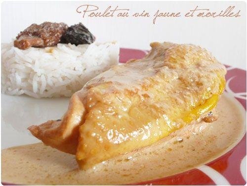 poulet-vin-jaune-morille