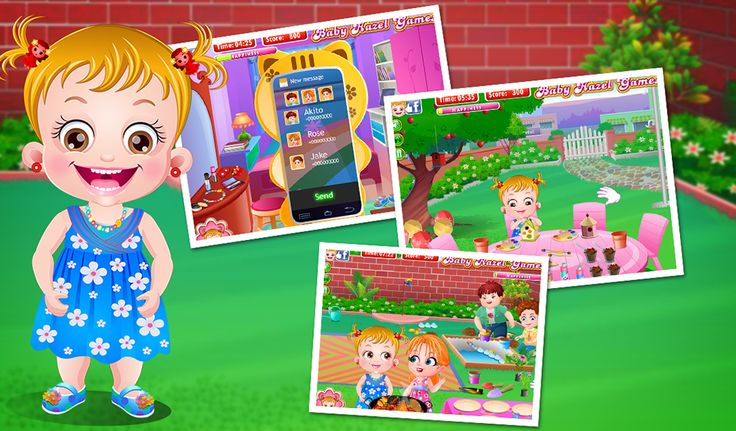 Its Garden Party Time! Be with Baby Hazel to help her in making Garden Party arrangements. Then join her to have lots of fun by playing interesting games along with her friends. https://itunes.apple.com/lb/app/baby-hazel-garden-party/id934790027?mt=8