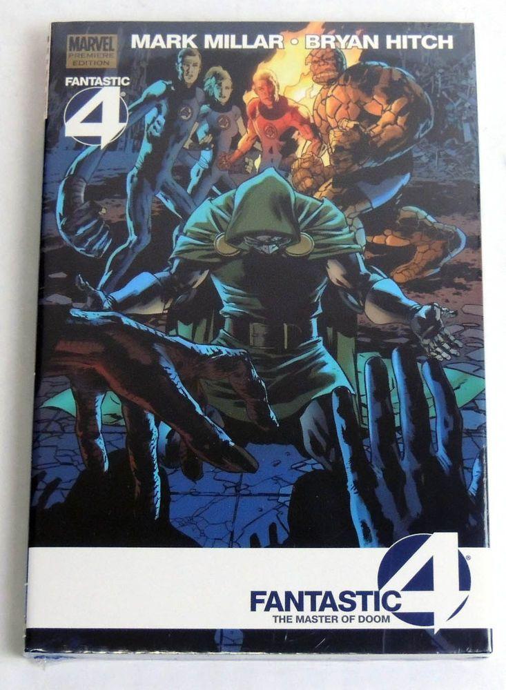 ESL786. Marvel Premiere Edition FANTASTIC FOUR Master of Doom (2010)