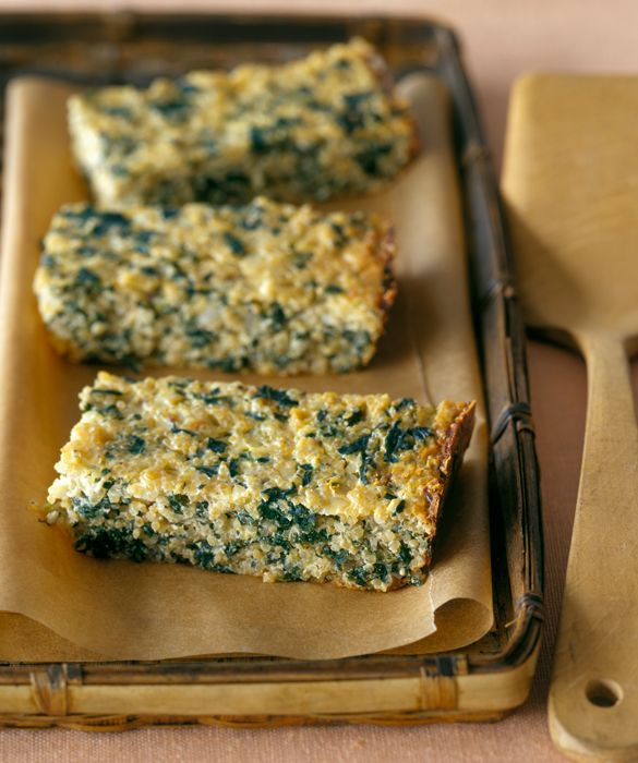 Frittata - I used 6 eggs, splash of almond milk, a couple handfuls of ...
