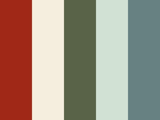 """""""Sage and beyond"""" by TheDesignWorks blue, cream, green"""