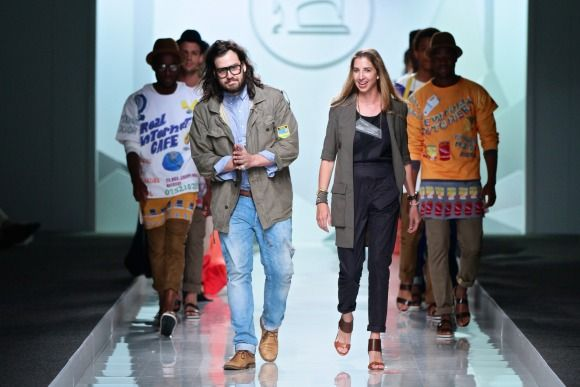 Mille Collines #MBFWAFRICA