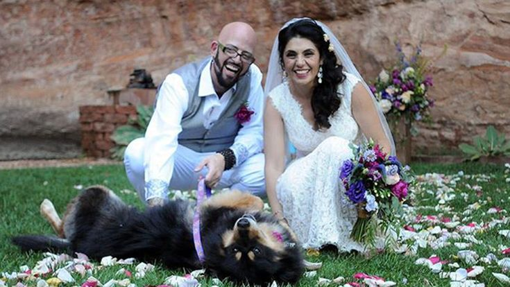 'Cat from Hell' star Jackson Galaxy weds at pet sanctuary