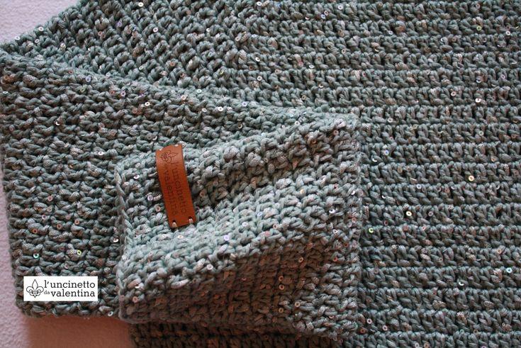 Anleitung zum Pullover häkeln