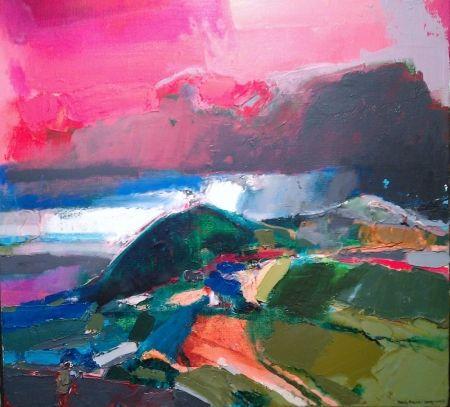 David Prentice - Malvern Hills b.1936- d.2014