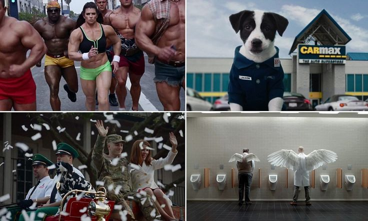 Super Bowl 2014 Commercials: Cute, Hilarious, Sexy and Weird
