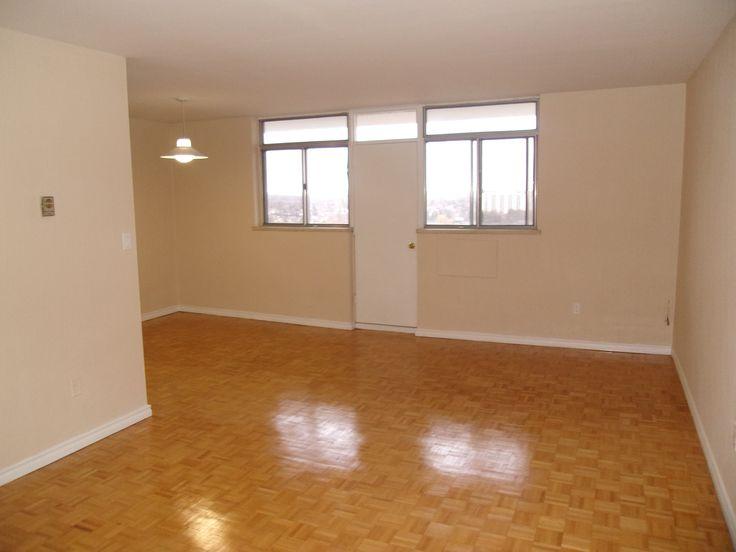 Living room - large 1 bedroom