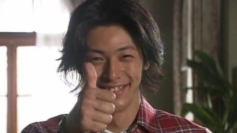 仮面ライダークウガ 五代雄介 オダギリジョーの画像 プリ画像