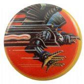 Judas Priest - 'Screaming for Vengeance' Button Badge
