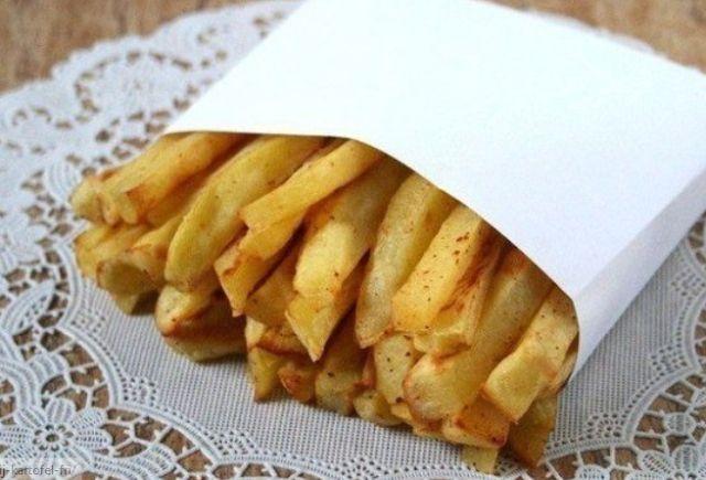 Картофель фри – пожалуй, одно из самых популярных  блюд в мире. Его любят многие взрослые и дети. Особенно большой  популярностью пользуется такой картофель в ресторанах быстрого питания.  Однако там …