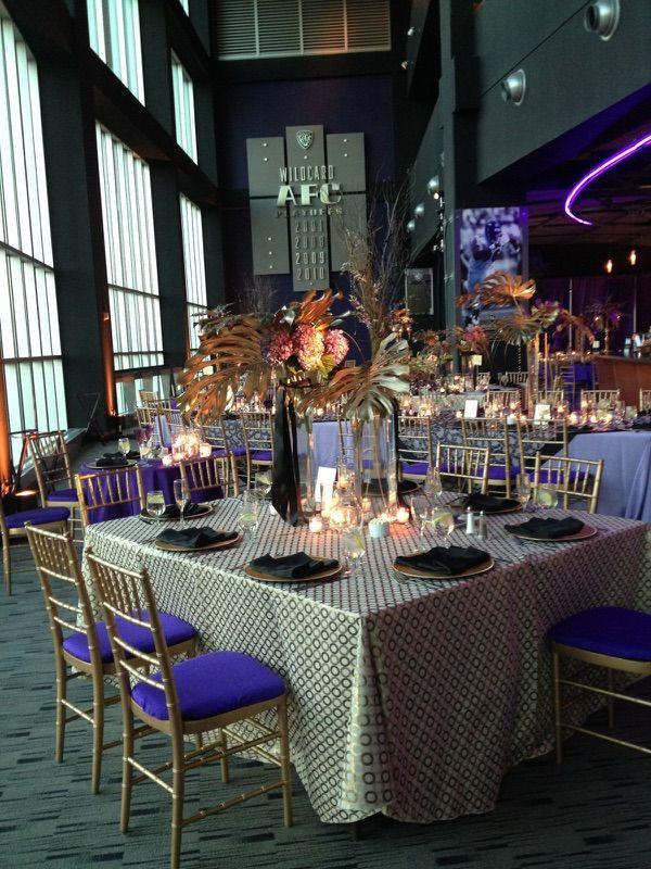 Private Events Wedding Club Level Baltimore Ravens