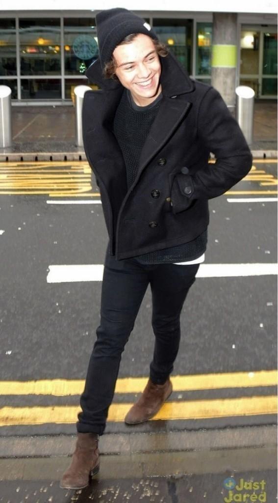 Harry today