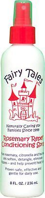 Medicated Hair Treatments: Fairy Tales Rosemary Repel Lice Preventing Conditioning Spray, 8 Oz (Pack Of 9) -> BUY IT NOW ONLY: $125.55 on eBay!