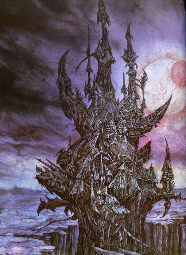Brian Froud - Dark Crystal concept art