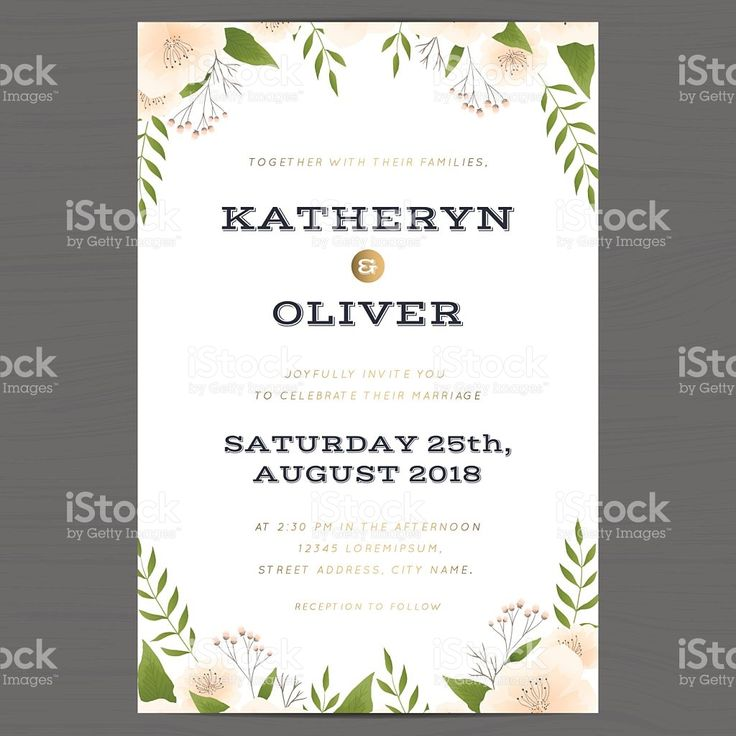 Best 25+ Wedding invitation card template ideas on Pinterest DIY - get together invitation template
