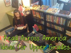 Read Across America, ideas for the upper grades.
