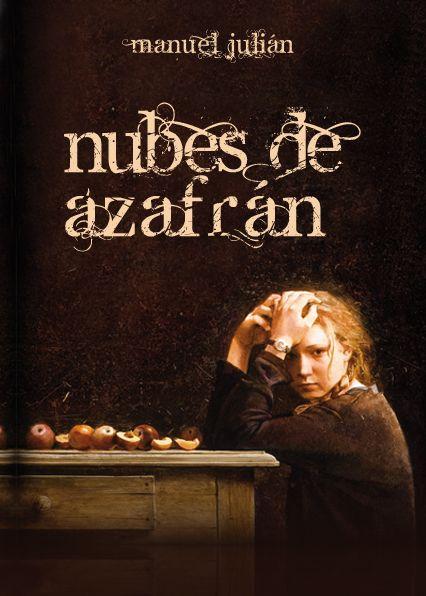 NUBES DE AZAFRÁN Portada