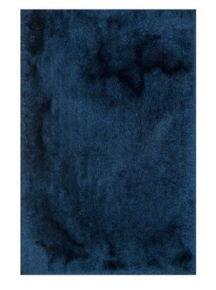 55% OFF Loloi Rugs Allure Shag Rug (Sapphire)