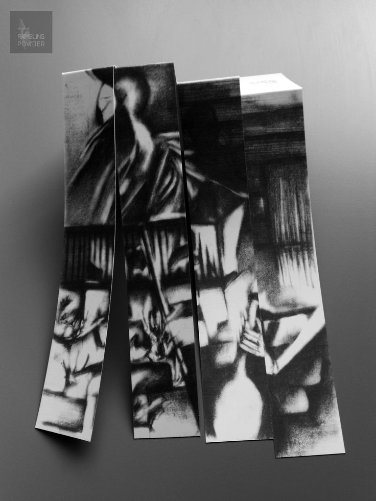 A half Shriek of Joy_Bookmarks influenced by the writer Edgar Allan Poe. #artprint, #black and white, #edgar allan poe,  #caspar david friedrich, #romanticism, #expressionism, #drawing, #abstract, #architecture, #illustration, #space, #the wall, #rambling powder, #poster, #artwork, #pencil drawing,  #illustration art, #bookmark, #crowd