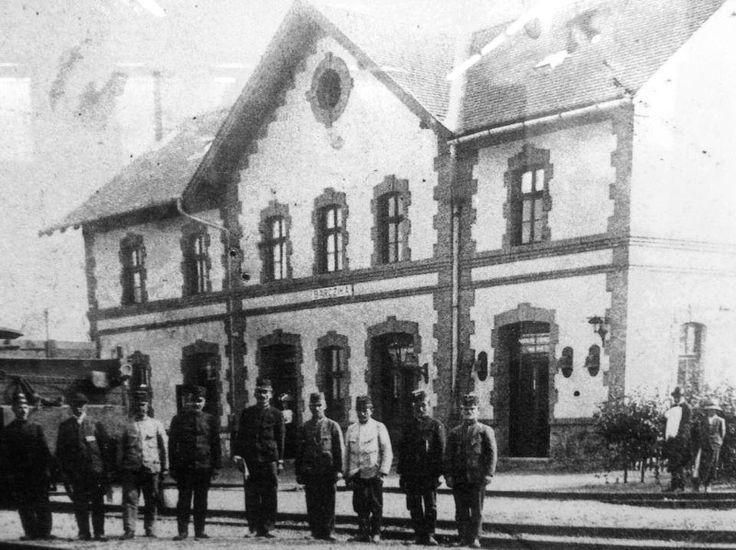 Kazincbarcika története röviden – egy kicsit másképp – VI/4. rész: Kazincbarcika és a vasút